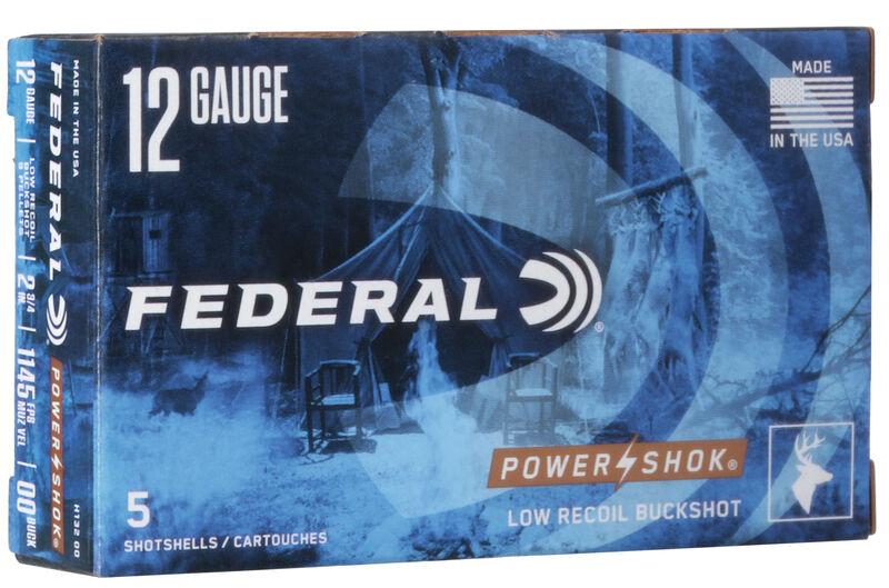 Power•Shok Buckshot - Low Recoil