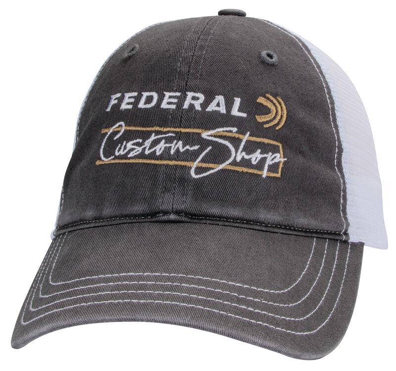 Custom Shop Washed Trucker Hat