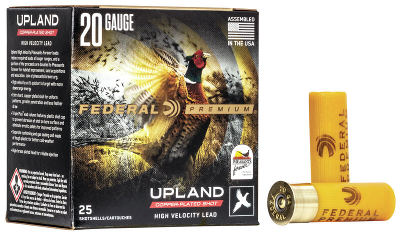 Upland Pheasants Forever High Velocity