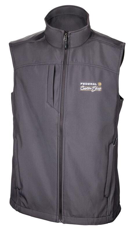 Custom Shop Softshell Vest