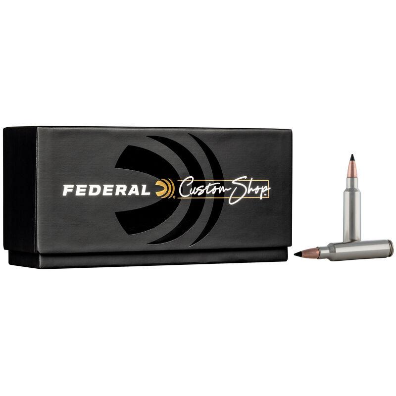 Custom Rifle Ammo 284 Win