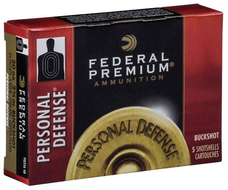 Personal Defense Shotshell