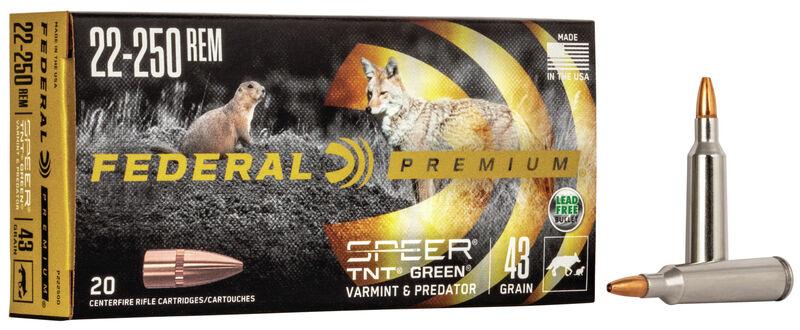 Varmint & Predator Speer TNT Green