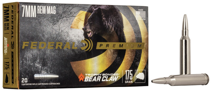 Trophy Bonded Bear Claw