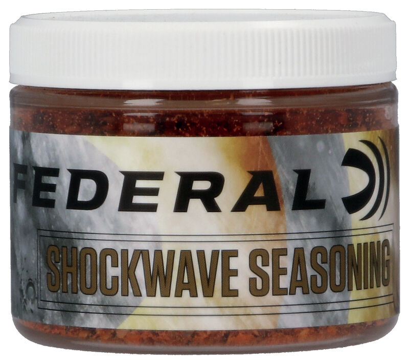 Shockwave Seasoning