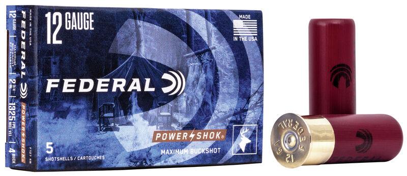 Power-Shok Buckshot